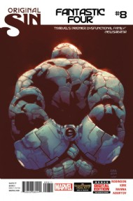 Fantastic Four (5th Series) 2013 - 2014 #8