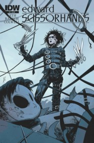 Edward Scissorhands 2014- #3
