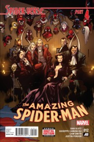 The Amazing Spider-Man (3rd Series) 2014 - 2015 #12