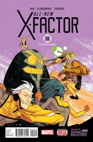 All-New X-Factor 2014 - 2015 #19