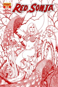 Red Sonja (Dynamite 2nd Series) 2013- #1
