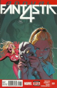 Fantastic Four (5th Series) Annual 2014 #1