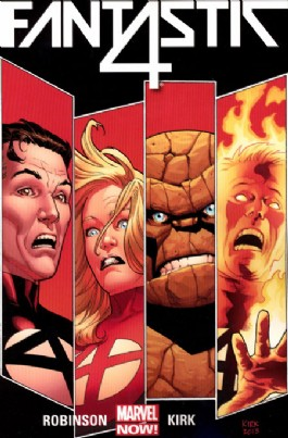 Fantastic Four (5th Series): the Fall of the Fantastic Four
