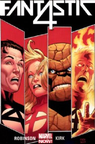 Fantastic Four (5th Series): the Fall of the Fantastic Four 2014