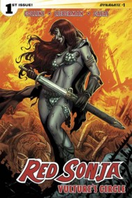 Red Sonja: Vulture's Circle 2015 #1