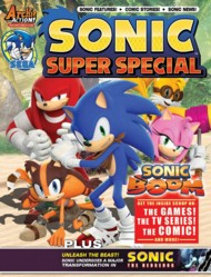 Sonic Super Special 2011- #13