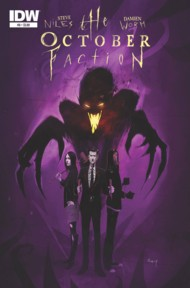 October Faction 2014 - ongoing #8
