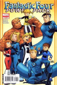Fantastic Four and Power Pack 2007 #1