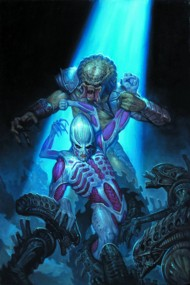 Alien Vs Predator: Fire and Stone!  #4