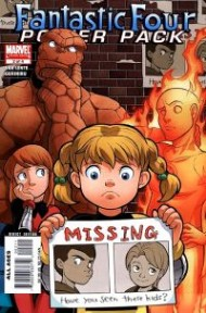 Fantastic Four and Power Pack 2007 #2