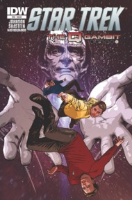Star Trek (IDW Series) 2011- #40
