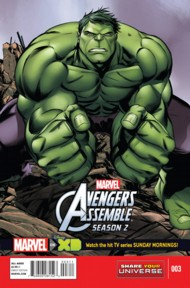Marvel Universe Avengers Assemble Season Two 2014- #3