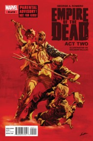 Empire of the Dead: Act Two  #5