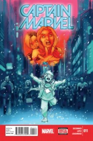 Captain Marvel (8th Series) 2014 - 2015 #11