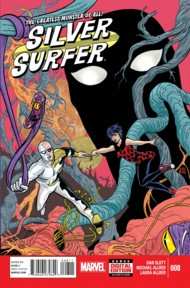 Silver Surfer (5th Series) 2014 - 2015 #8
