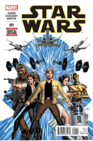 Star Wars (Marvel 2nd Series) 2015- #1