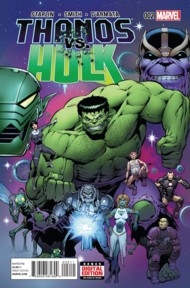 Thanos vs. Hulk  #2