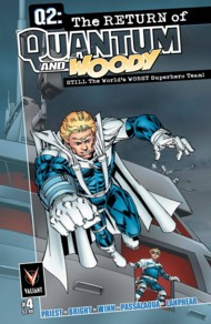 Q2: The Return of Quantum and Woody  #4