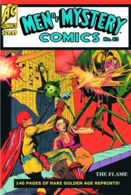 Men of Mystery Comics 1999- #95