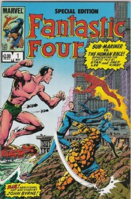Fantastic Four Special Edition 1984 #1