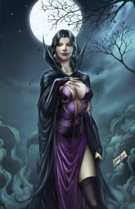 Grimm Fairy Tales: Tales From Oz 2014-2015 #6