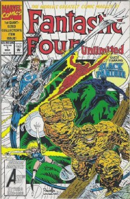 Fantastic Four Unlimited 1993 - 1995 #1