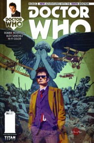 Doctor Who: The Tenth Doctor 2014-2015 #6