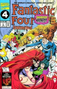 Fantastic Four Unlimited 1993 - 1995 #2