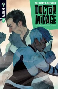 The Death-Defying Doctor Mirage 2014-2015 #5