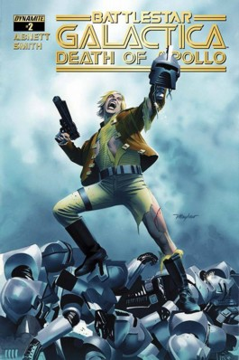 Battlestar Galactica: The Death of Apollo #2