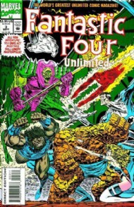 Fantastic Four Unlimited 1993 - 1995 #3