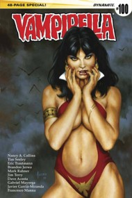Vampirella (Dynamite 2nd Series) 2014- #100