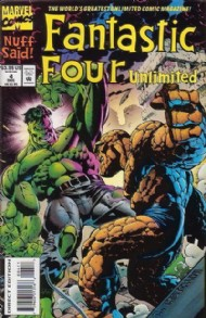 Fantastic Four Unlimited 1993 - 1995 #4