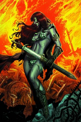 Red Sonja: Vulture's Circle #1