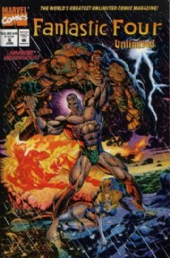 Fantastic Four Unlimited 1993 - 1995 #6
