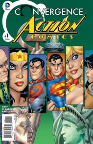 Convergence: Action Comics  #1