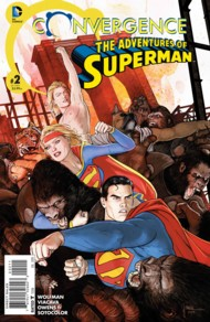 Convergence: Adventures of Superman  #2