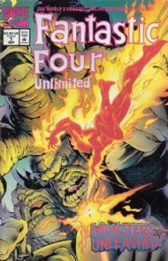 Fantastic Four Unlimited 1993 - 1995 #7