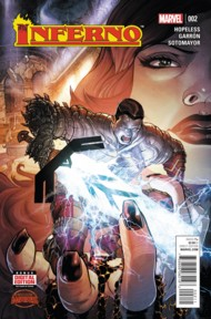 Inferno (Marvel Series) 2015 #2