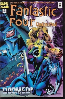 Fantastic Four Unlimited #8