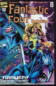 Fantastic Four Unlimited 1993 - 1995 #8