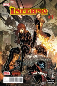 Inferno (Marvel Series) 2015 #1