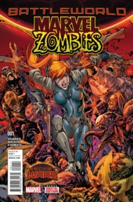 Marvel Zombies (2nd Series) 2015 #1