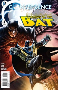 Convergence: Batman Shadow of the Bat  #1