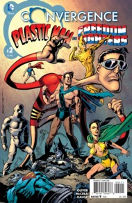 Convergence: Plastic Man and the Freedom Fighters  #2