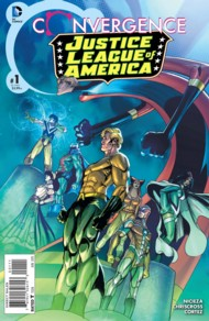Convergence: Justice League of America  #1