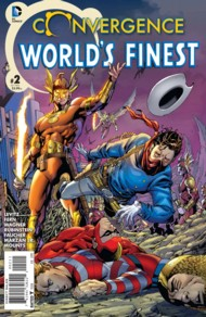 Convergence: World's Finest  #2