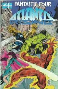 Fantastic Four: Atlantis Rising 1995 #1