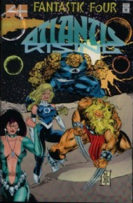 Fantastic Four: Atlantis Rising 1995 #2
