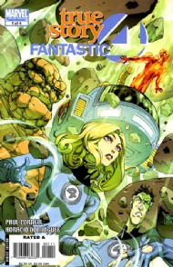 Fantastic Four: True Story 2008 - 2009 #1